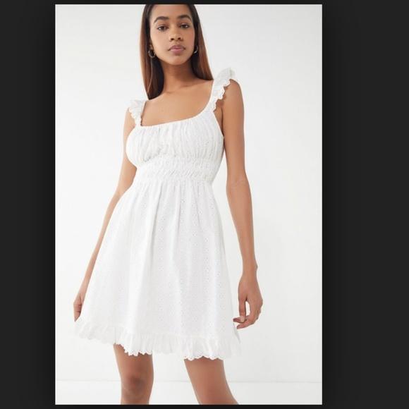 cab3ad8d49836 Capulet Dresses | Gemma Smocked Eyelet Dress Nwt Medium | Poshmark